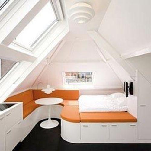 interieur-ideeen-zolder2.jpg | Inspiratie zolder woonkamer schuin ...