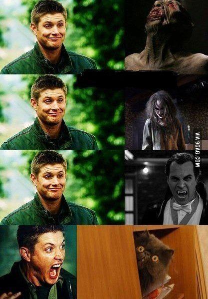 Just Dean Winchester !