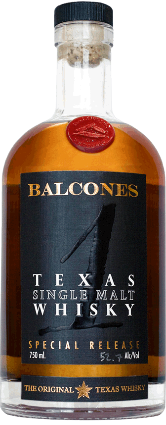 Our Spirits — Balcones Distilling — The Spirit of Texas — Winner of Whisky Magazine's 2012 Icons of Whisky, Craft Whiskey Distillery of the Year