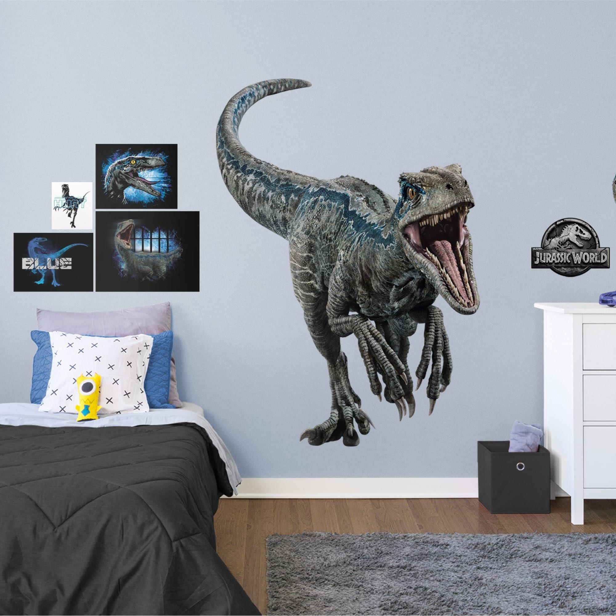 Velociraptor Blue Jurassic World Fallen Kingdom Huge
