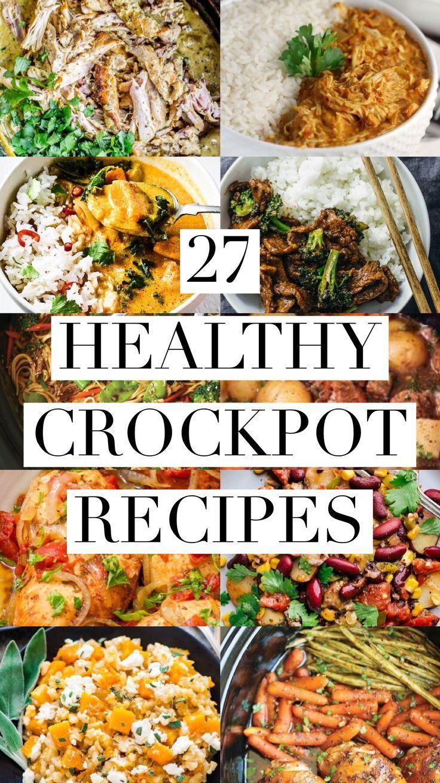 Photo of 27 Healthy Crockpot Recipes – Captain Decor