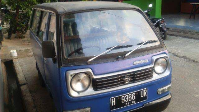Dijual mobil unyu-unyu 360 cc 2 tak. Daihatsu S38 station ...