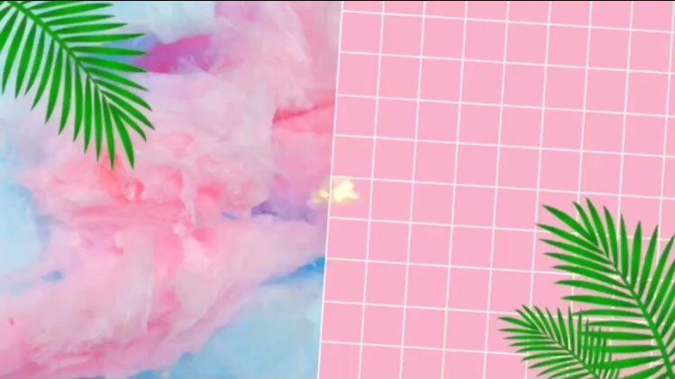 Pin Oleh Dira Asfarina Di Girly Wallpapers Desain Banner Latar Belakang Latar Belakang Animasi