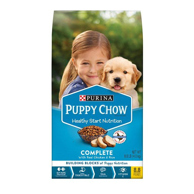 Pin By Emily Daye On Puppy Puppy Chow Puppy Food Purina Puppy Chow