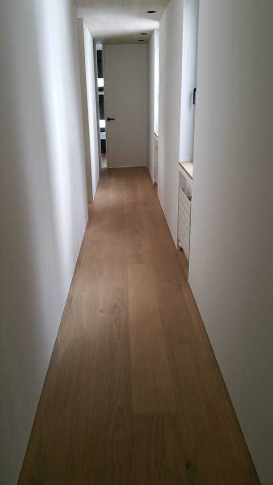 Biscuit Engineered Oak Wood Flooring Light Eco Oiled Smooth Finish