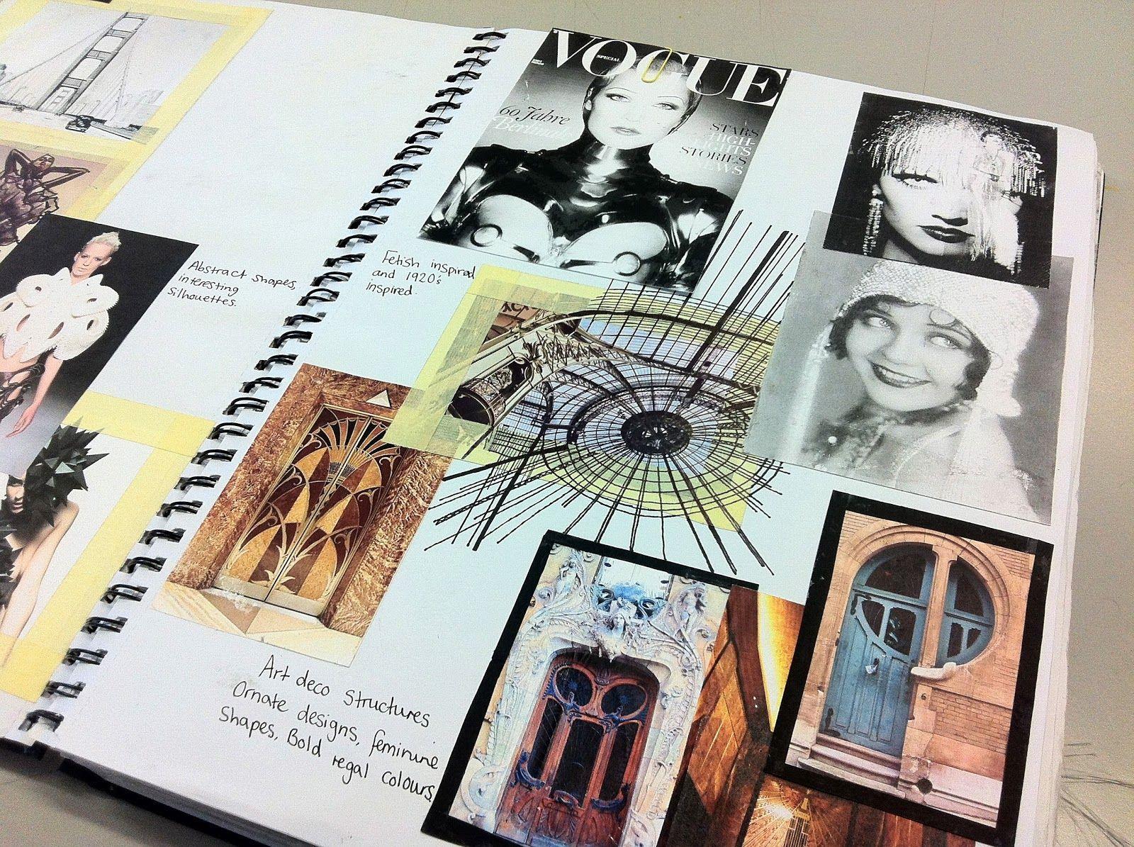 Fashion Design Sketchbook - art deco inspirations from buildings and  architecture (via littlevioletribbon.blogspot.co.uk)