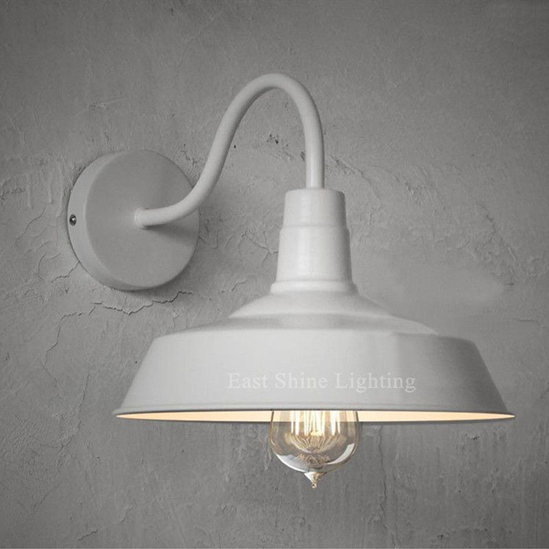 Vintage Loft Wall Lamp Industrial Wall Light Bedroom Wall Sconce