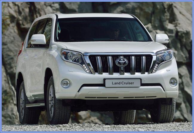 2014 Toyota Prado Review And Price Toyota Land Cruiser Land Cruiser Toyota Land Cruiser Prado