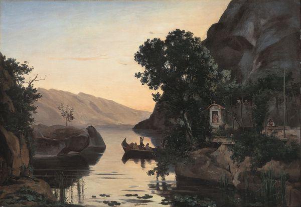 Landschaft bei Riva am Gardasee (M+) | DIE PINAKOTHEKEN