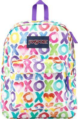 34a3d6647d7c JanSport SuperBreak Backpack Multi O X O - via eBags.com!