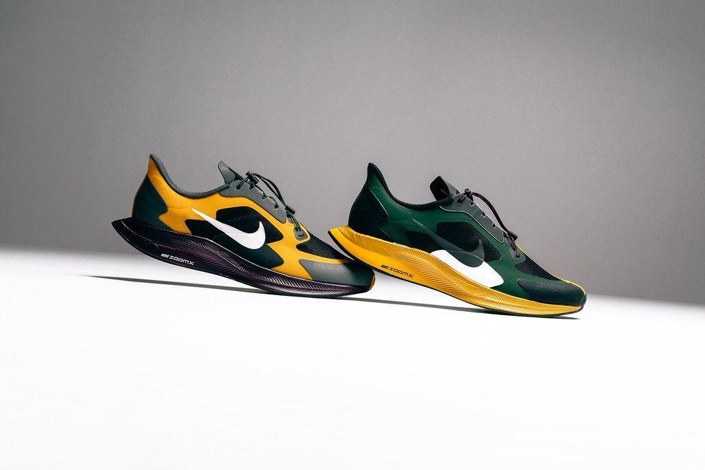e65d963285f41 Nike Zoom Pegasus 35 Turbo Gyakusou - Fir Black – Feature Sneaker Boutique