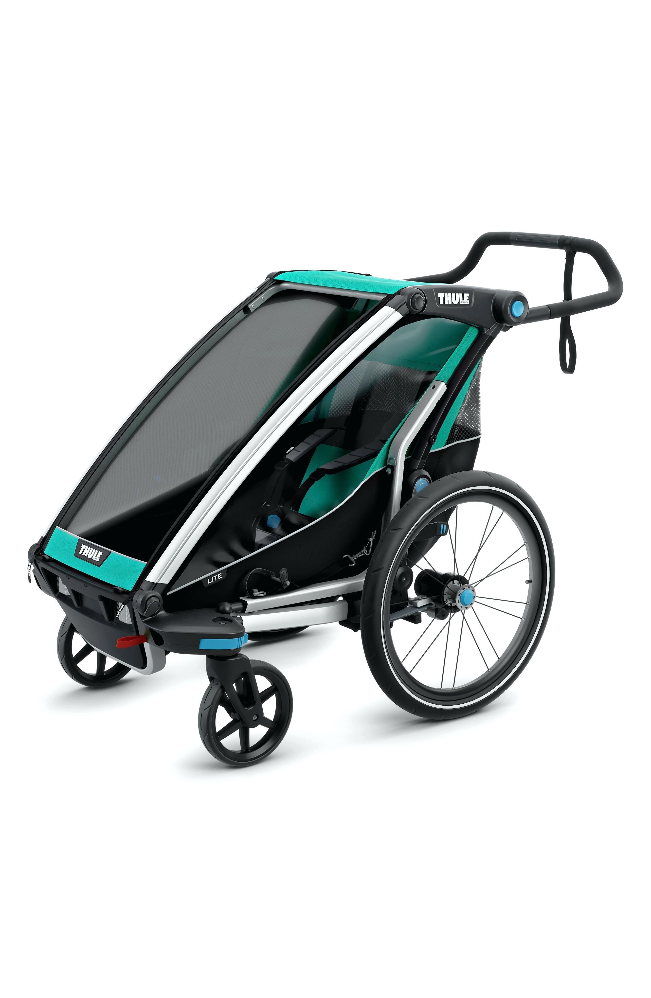 Kinderwagen Maclaren Automatische Faltung