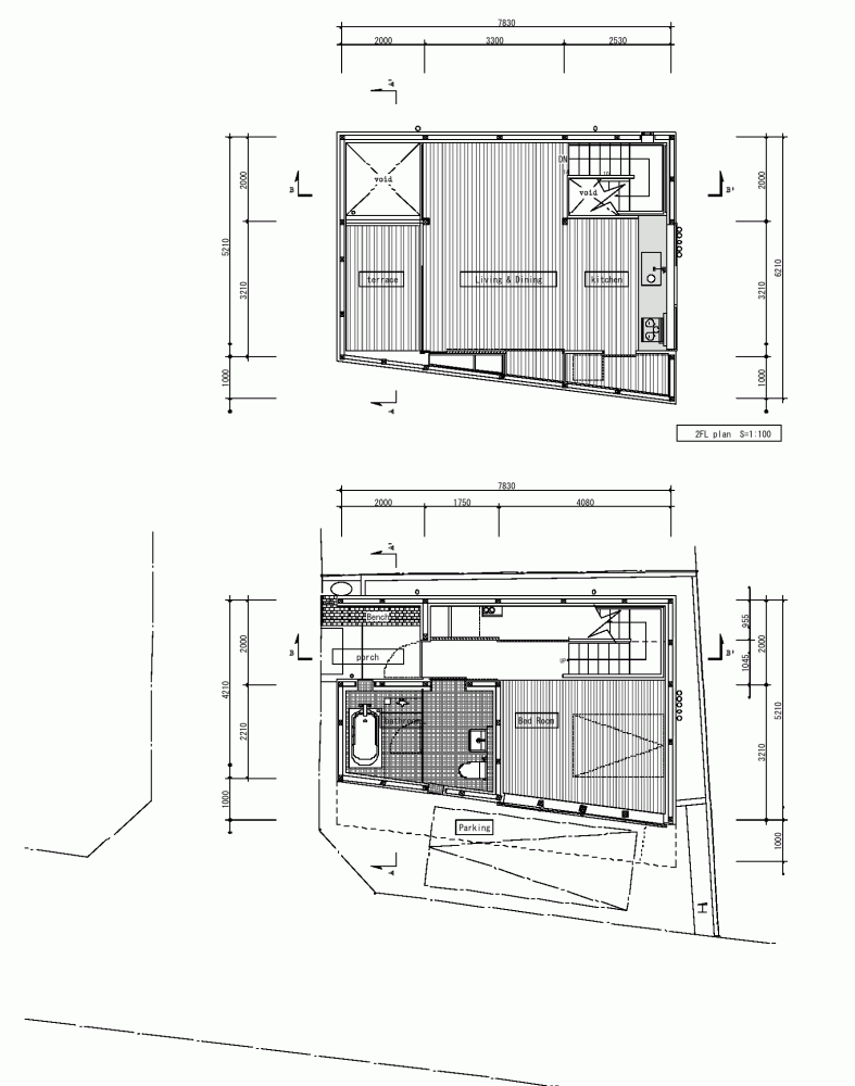 brilliant home house plans. Dark Two Floor House Architecture with Bright Interior Concept  Brilliant Home Plans With Conceptual Design Setting Designed In Modern Plan Compact Story Keeping The Noise Away in Tokyo