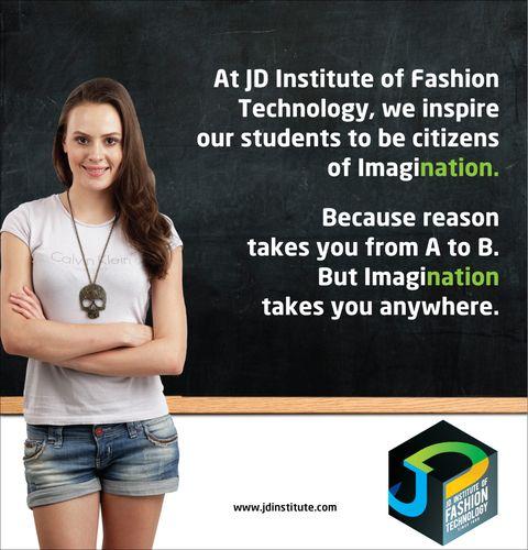Jd Institute Fashion Design Creativity And Imagination