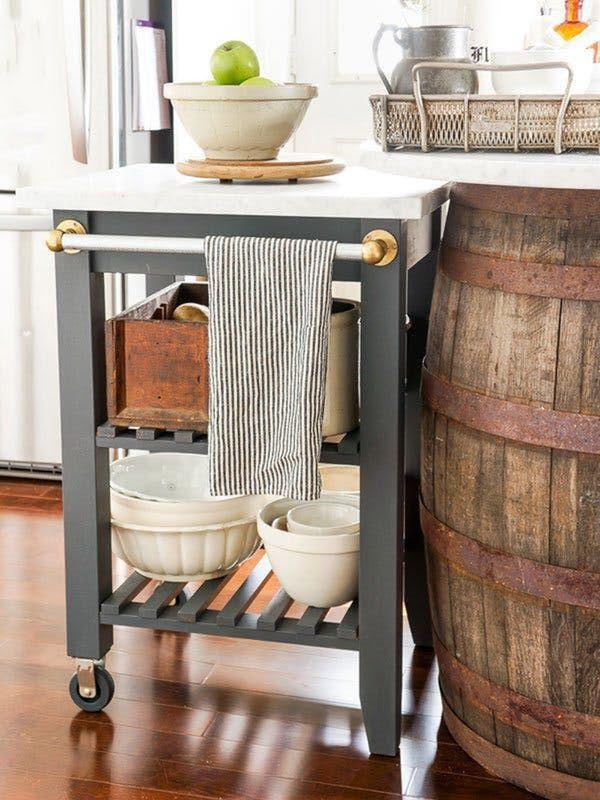 Storage & Style Upgrades: Super Smart IKEA Hacks for Your Kitchen ...