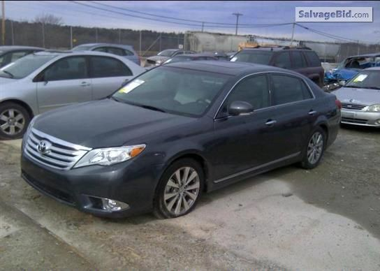 2012 TOYOTA AVALON VIN: 4T1BK3DB2CU457532 | Luxury Cars