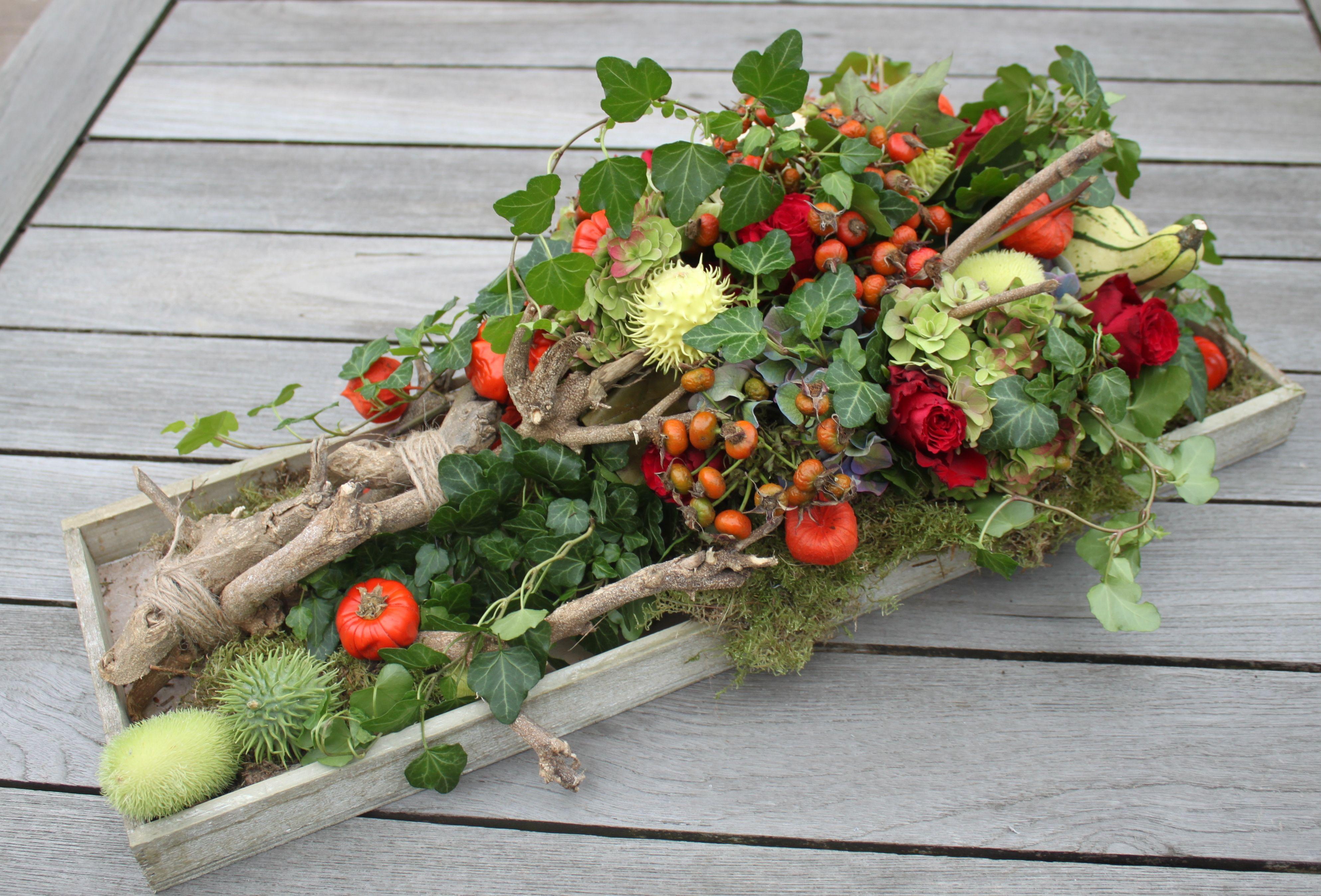 Genoeg Workshops bloemschikken GroenRijk | lente herfst kerst stukken  #EJ73