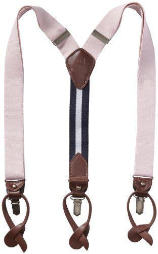 #Tommy #Hilfiger Men's Solid Convertible Clip #Suspenders, Pink,50%off Tommy Hilfiger http://www.amazon.com/dp/B00C7XPA3A/ref=cm_sw_r_pi_dp_8bR6tb03CFSC9