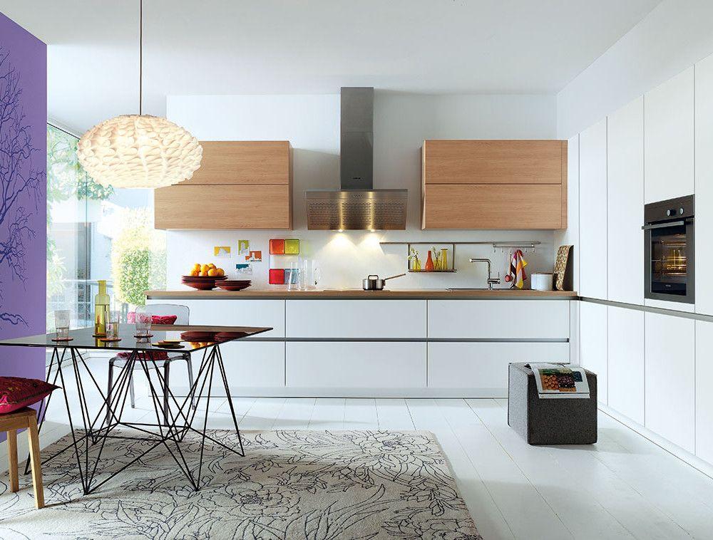 Schuller Kitchens - DP Interiors of Preston, Lancashire Kitchen