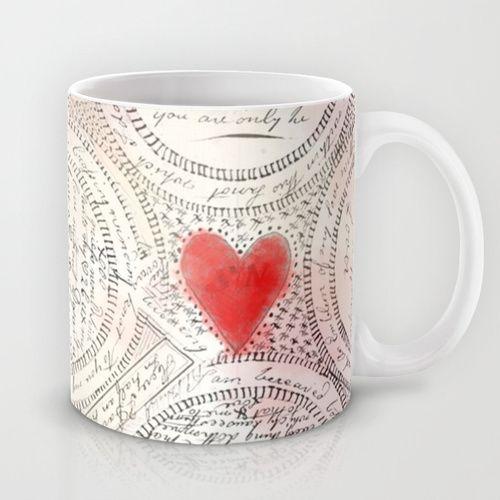 Love notes Mug