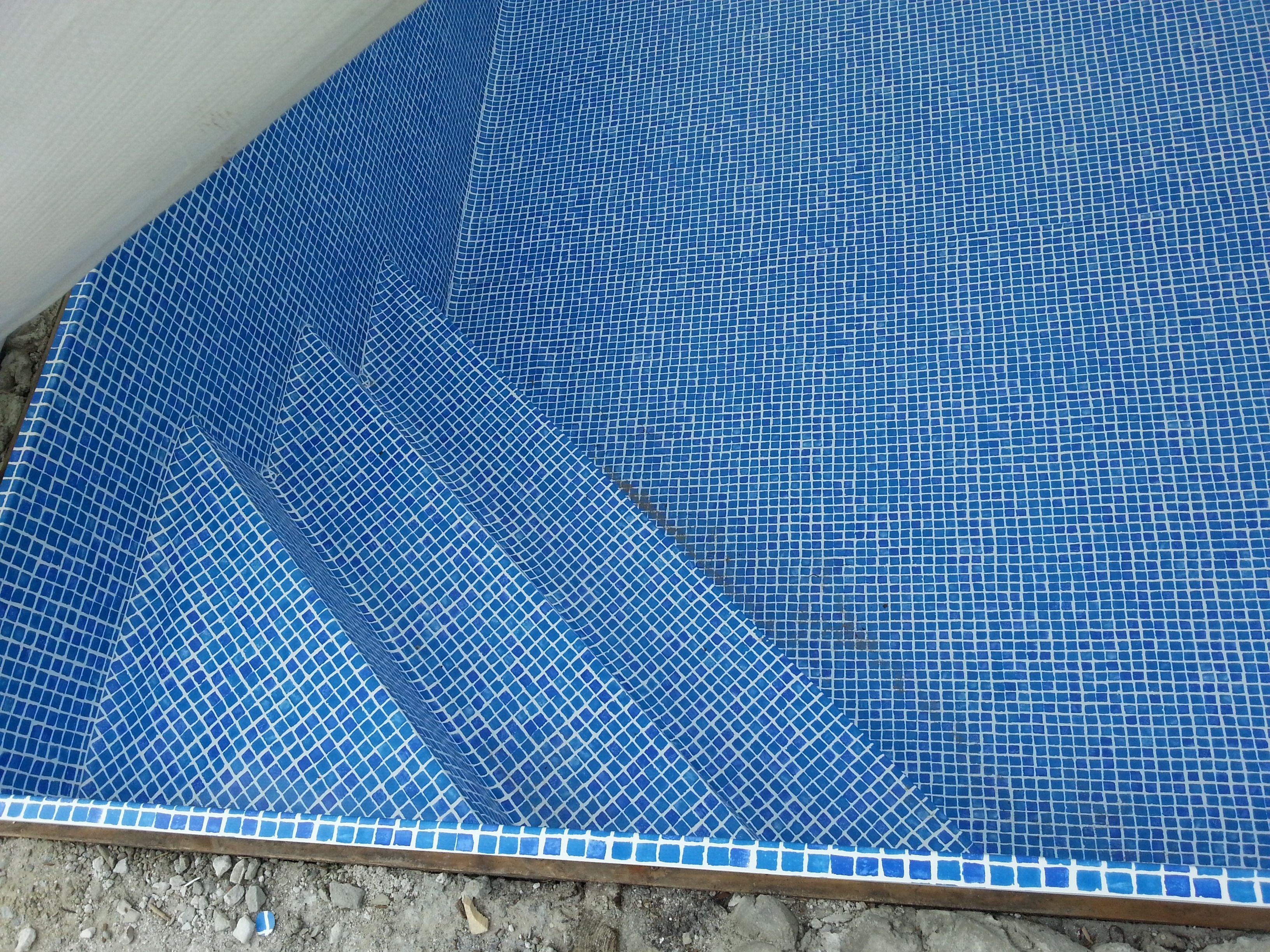 hoektrap ingepakt in alkorplan 3000 mosaic zwembaden jr