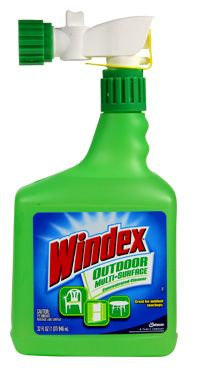 Clean Outdoor Furniture Playsets And More Windex Outdoor Multi Surface Cleaning Vinyl Siding Window Cleaner Cleaning Outside Windows
