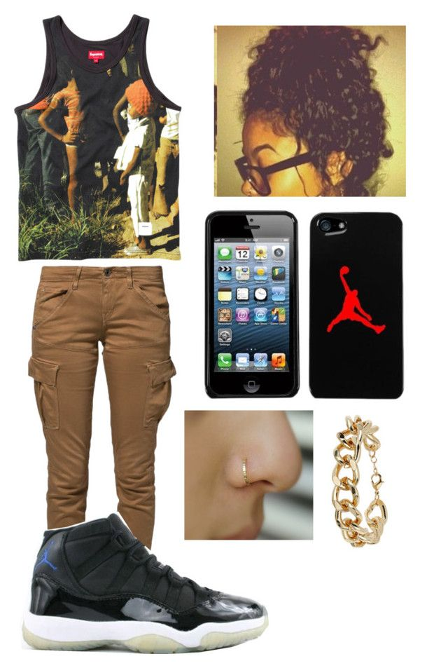 """""""Untitled#1"""" by amor-diamond ❤ liked on Polyvore featuring G-Star Raw and Topshop"""