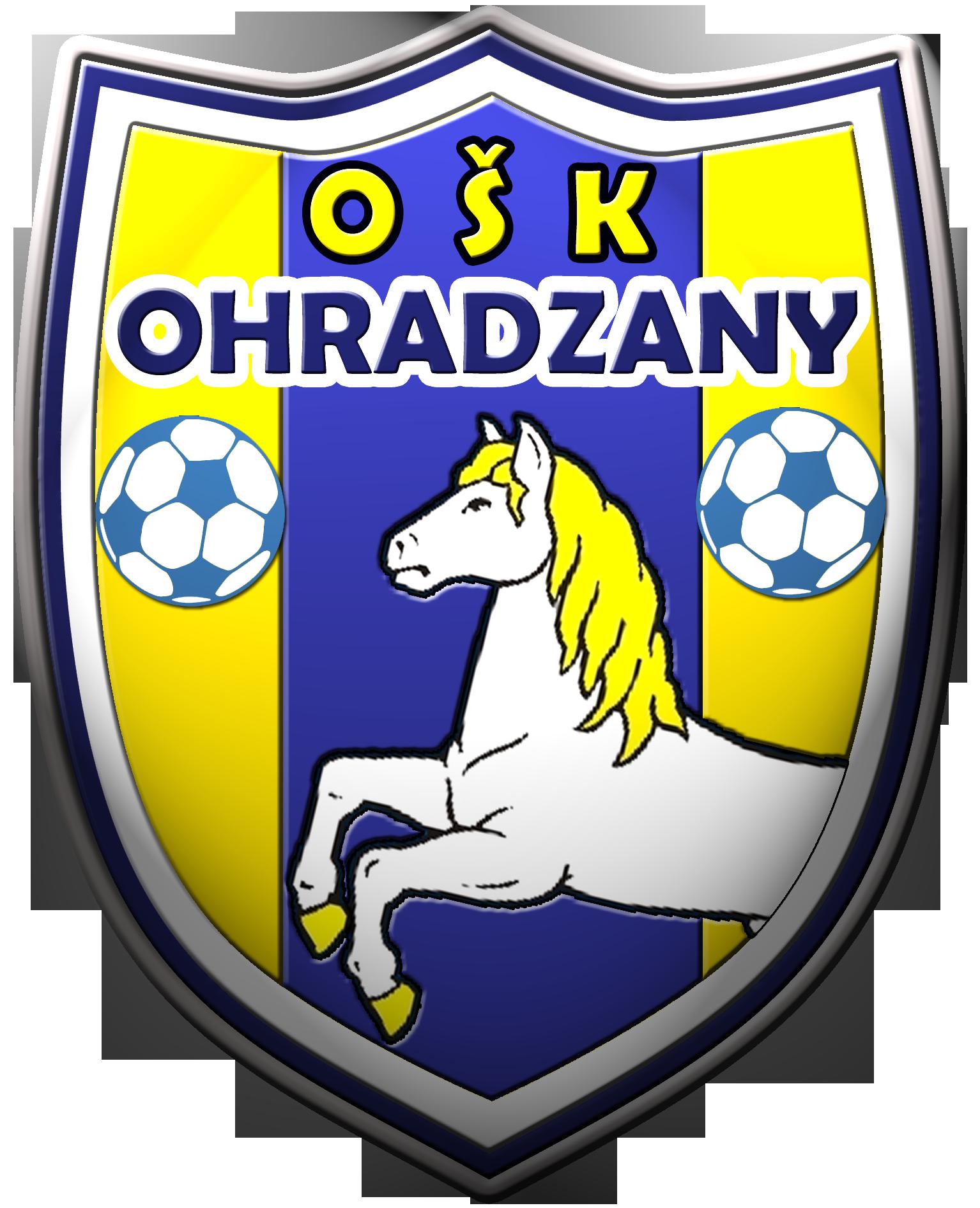 OŠK Ohradzany , Football logo , Slovakia
