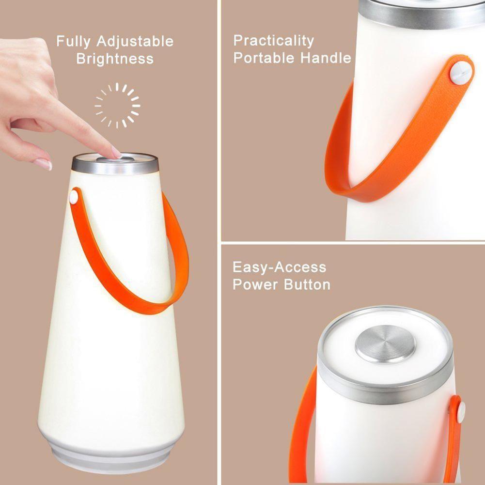 Portable Light Touch Sensor Portable Light Usb Lamp Led Camping Lantern