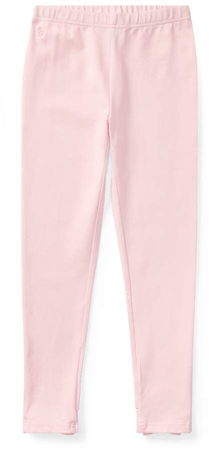 d3156a9223 Ralph Lauren Bow-Back Jersey Legging | Products | Bow back, Leggings ...