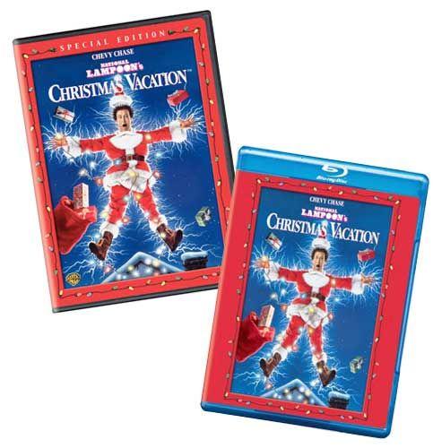 Christmas Vacation Single Disc DVD | Christmas vacation ...
