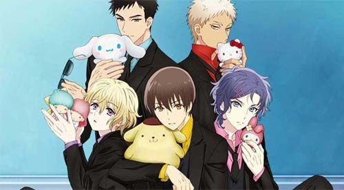 Sanrio Danshi Batch English Subbed Anime Pinterest Sanrio