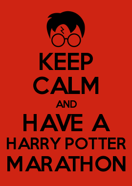 We're not sure what emergencies would prompt this advice, but we're also confident that a Harry Potter marathon would help keep us calm in most situations.