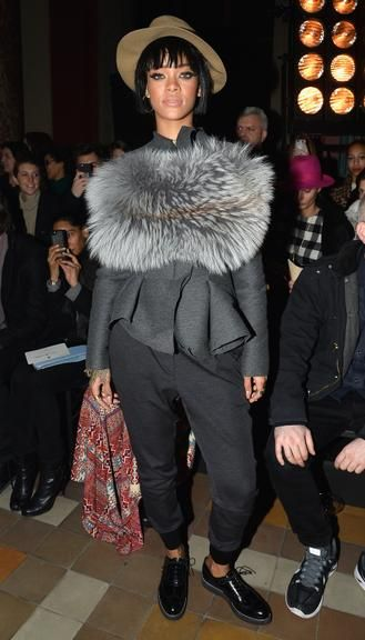 14 vezes que Rihanna ofuscou todo mundo com seu estilo em 2014