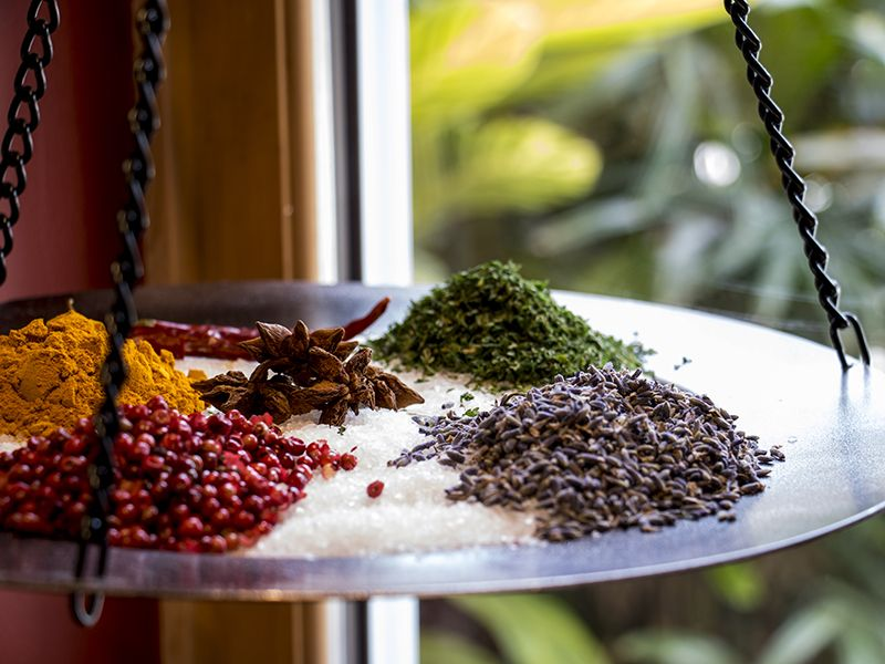 A Colorful Selection Of Spices Storewindow Spiceandtea Spiceart Gourmet Spices Spices Spices Photography