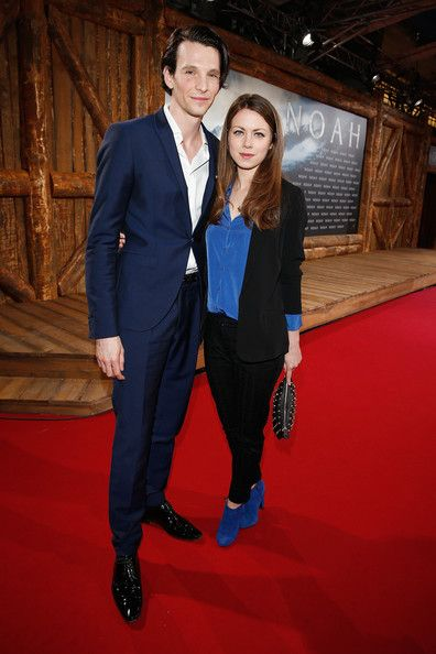 Alice Dwyer And Sabin Tambrea Photos Photos Noah Premieres In Berlin Premiere Paramount Pictures Photo