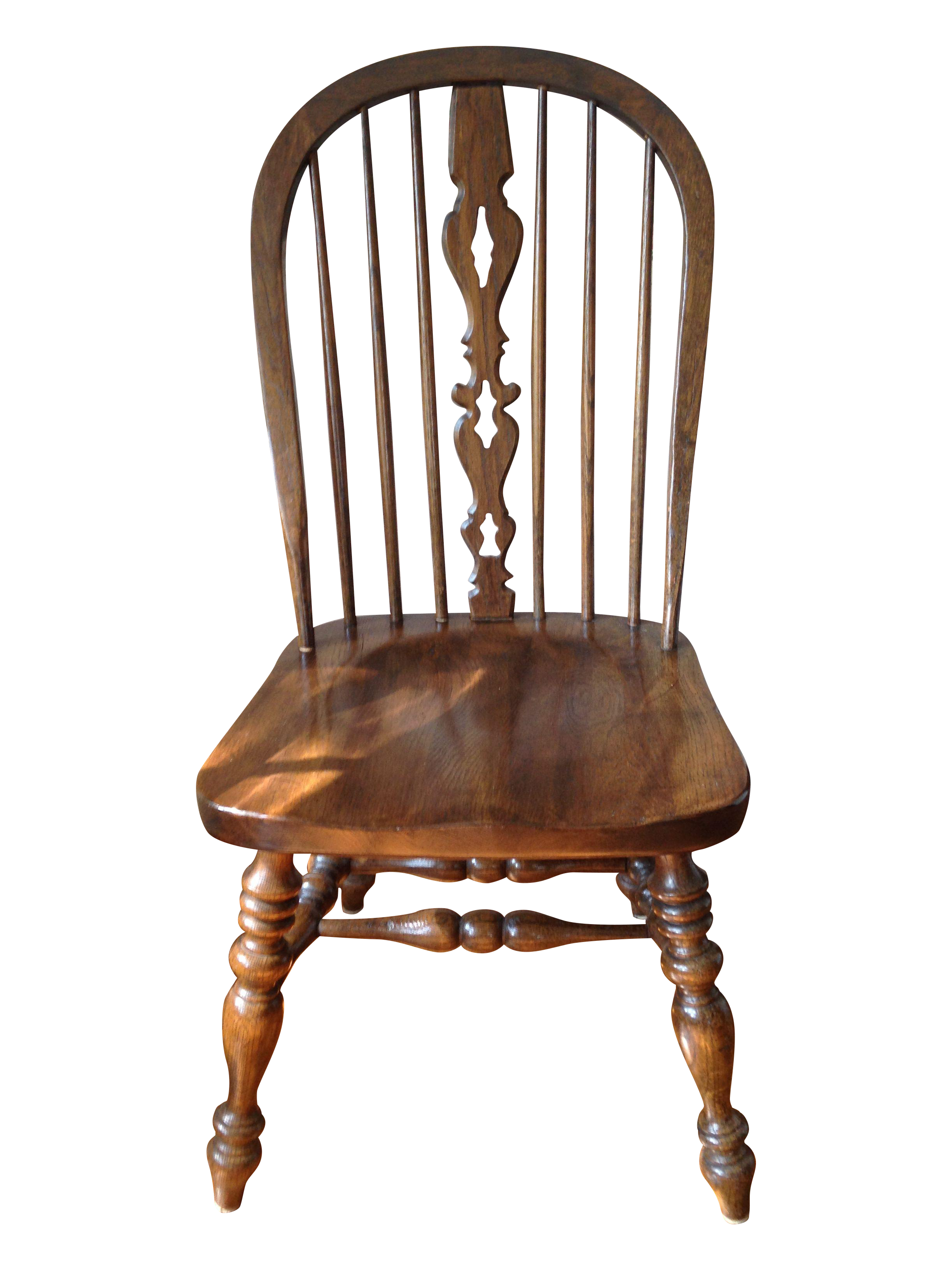Antique Dining Chairs Value Upholstered Swivel Rocker Set Of 4 Vintage Ethan Allen This Includes