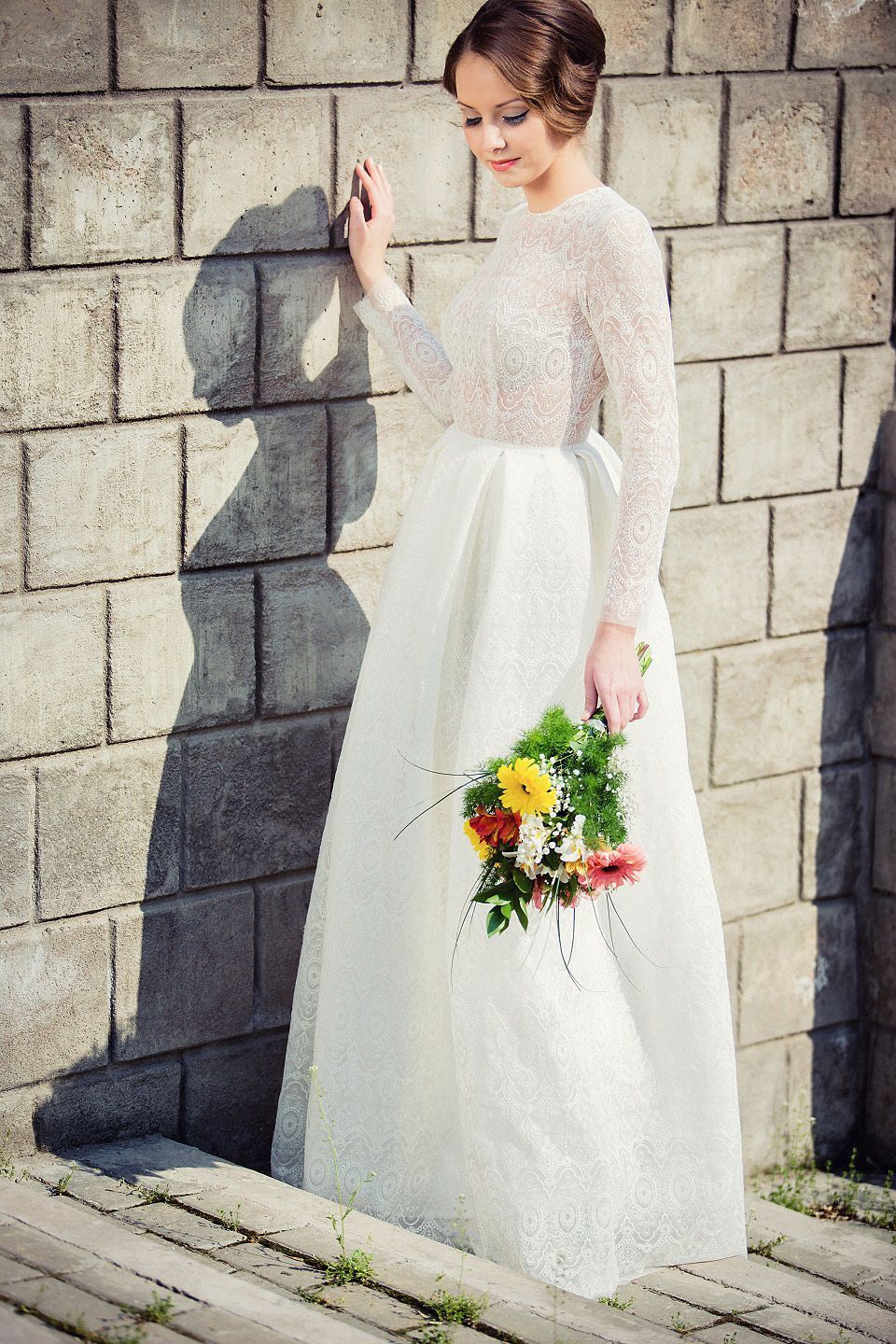 Welcome to uchelseau the elegant new bridal collection from