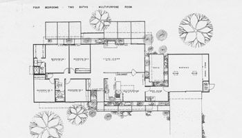 Eichler style house plans – House design ideas