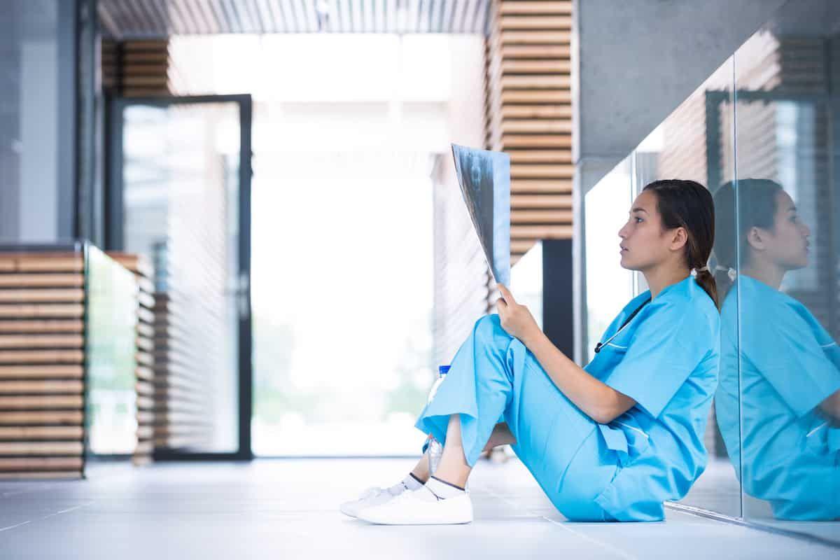 Survey Confirms Nurses Work Under Tough Conditions Nurse
