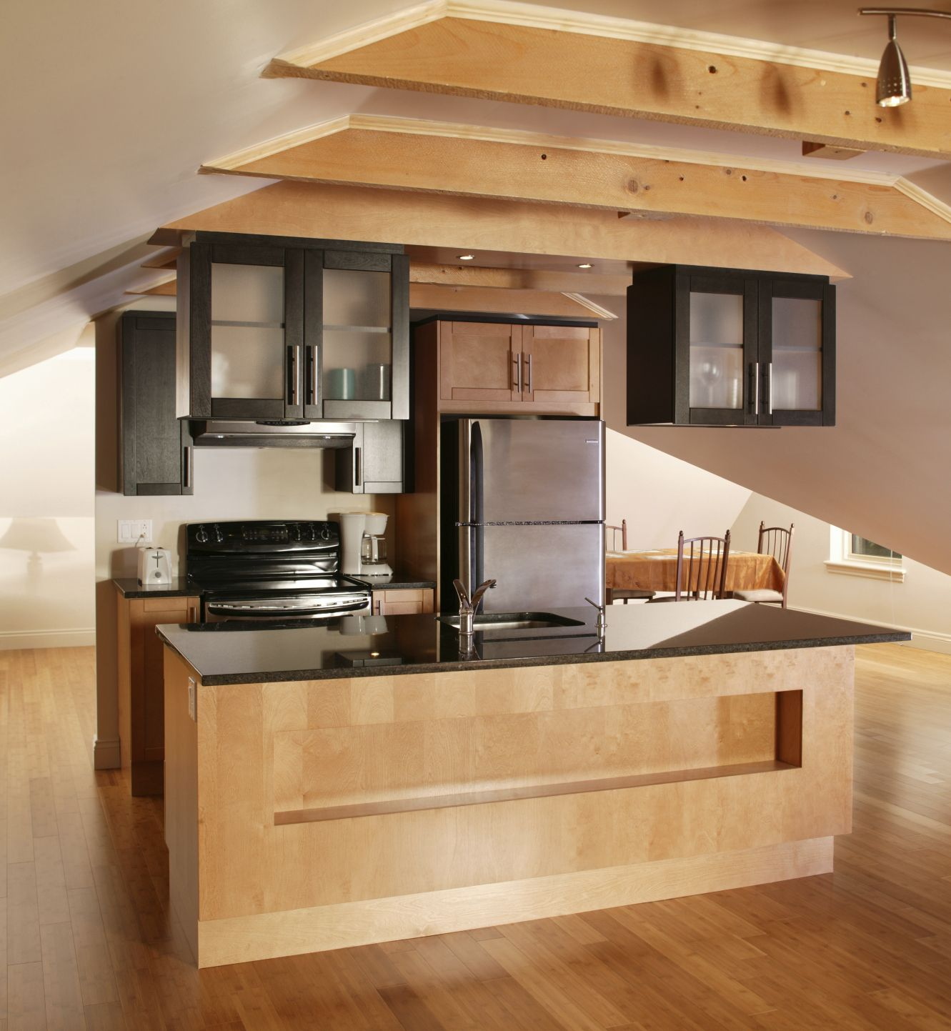 49 Contemporary Highend Natural Wood Kitchen Designs Alluring Kitchen Designs With High Ceilings Decorating Inspiration