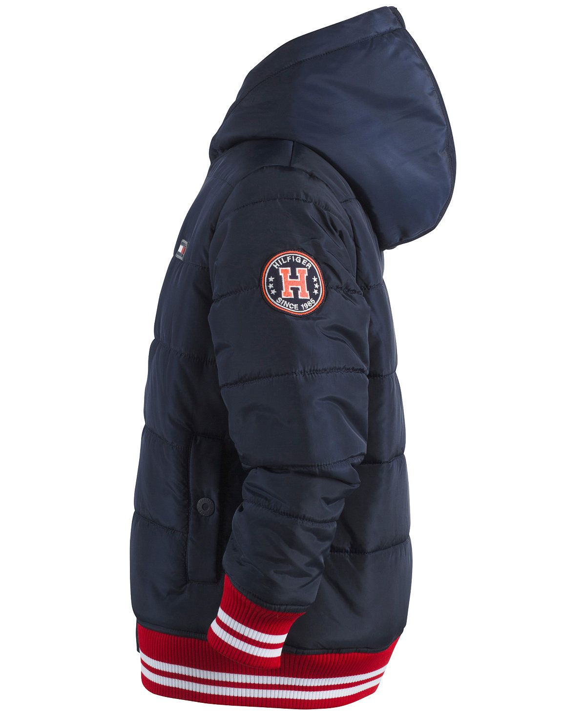 fa24d48f Tommy Hilfiger Kramer Hooded Puffer Coat, Little Boys (4-7) - Coats &  Jackets - Kids & Baby - Macy's