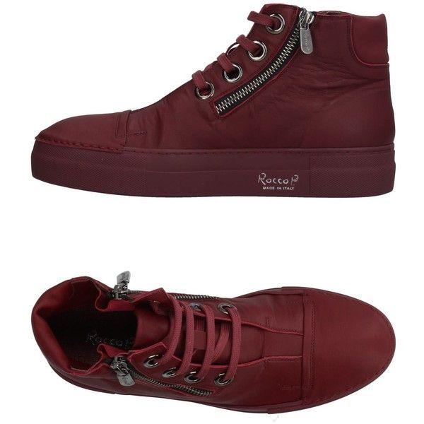 FOOTWEAR - High-tops & sneakers Rocco P. nJKS5J0m6B