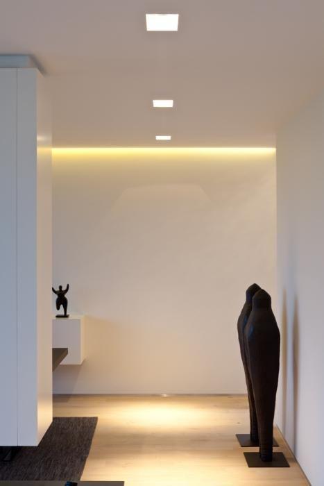Strakke nieuwbouw | LightPoint Europe - verlichtingswinkel ...