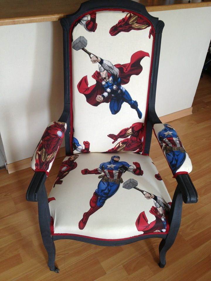 Awesome Ironman Chair Voltaire Marvel Comics Superheroes Avengers Theyellowbook Wood Chair Design Ideas Theyellowbookinfo