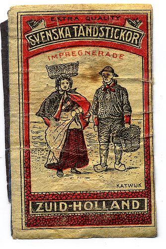 Zuid Holland Holland Geschiedenis Luciferdoosjes