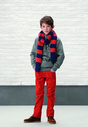 Kinderkleding Stoer.Gant Kinderkleding Stoer En Klassiek Voor Herfst En Winter Groot
