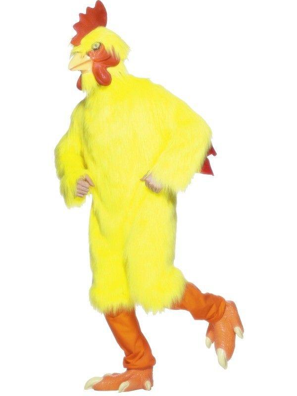 fancy dress adult chicken