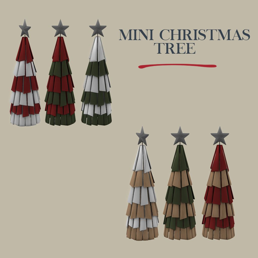 Sims 3 Seasons Christmas Tree: Pin On The Sims 4 CC Finds