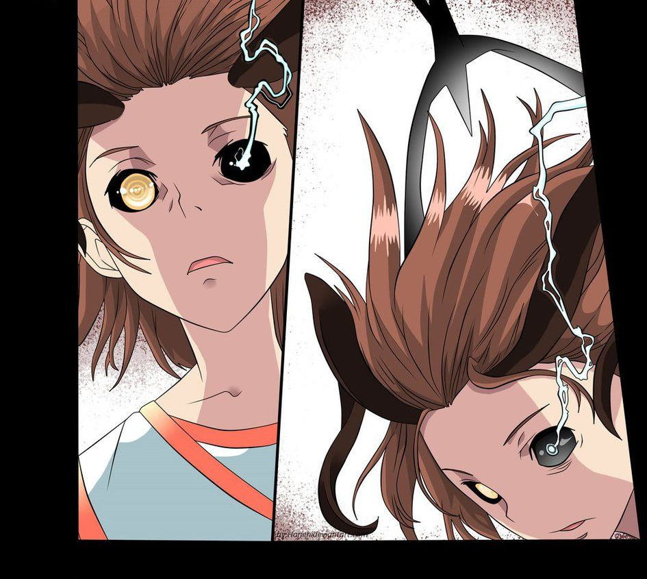 Mikoto forced into level 6 shiftpicture colored A